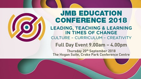 JMB Education Conference 2018