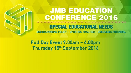 JMB Education Conference 2016