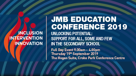 JMB Education Conference 2019