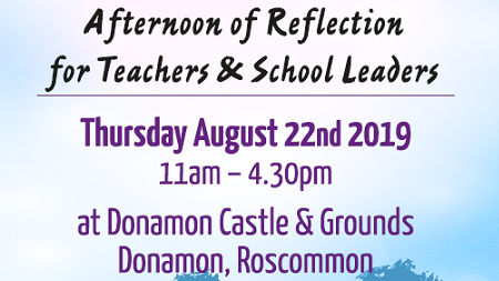 Afternoon of Reflection for Teachers & School Leaders
