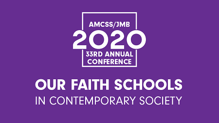 Reports 2020: AMCSS/JMB 33rd Annual Conference