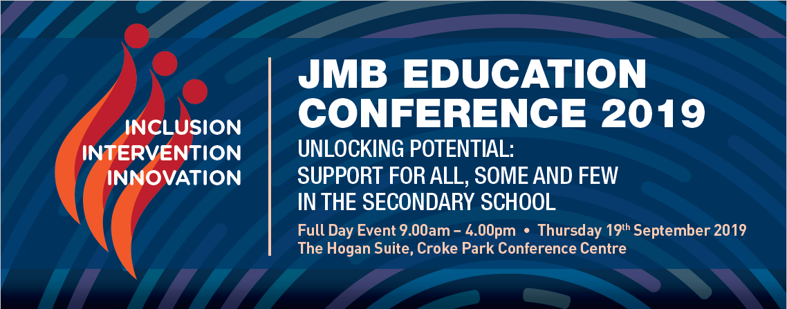 JMB Education Conference 2019